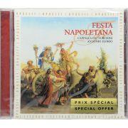 CD Festa Napoletana - Cappella De  Turchini Antonio Florio - Lacrado - Importado