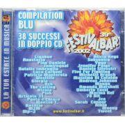 CD Festivalbar 2002 Compilation BLU - Lacrado - Importado