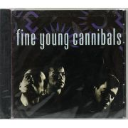 CD Fine Young Cannibals By London - Lacrado - Importado
