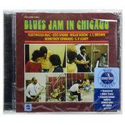 CD Fleetwood Mac Blues Jam In Chicago - Vol.2 - Lacrado - Importado