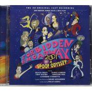 Cd Forbidden Broadway - 2001 A Spoof Odyssey - Lacrado - Importado