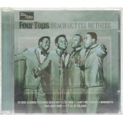 CD Four Tops - Reach Out I'll Be There - Importado - Lacrado