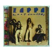 CD Frank Zappa - Zoot Allures - Importado Canada - Lacrado