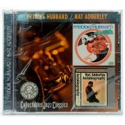 CD Freddie Hubbard / Nat Adderley - Collectables Jazz Classics - Importado - Lacrado