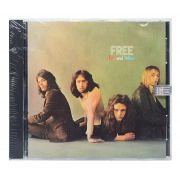 CD Free - Fire And Water - Importado - Lacrado
