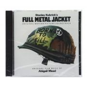 CD Full Metal Jacket - Original Soundtrack - Importado - Lacrado