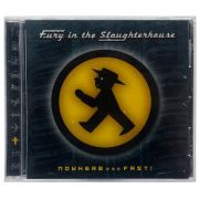 CD Fury In The Slaughterhouse - Nowhere... Fast! - Importado Alemanha - Lacrado