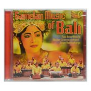 CD Gamelan Music Of Bali - Importado - Lacrado
