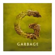 CD Garbage - Strange Little Birds - Lacrado