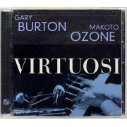 CD Gary Burton - Makoto Ozone - Virtuosi - Lacrado - Importado
