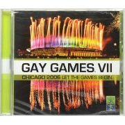 Cd Gay Games VII - Chicago 2006 Let The Games Begin - Lacrado - Importado