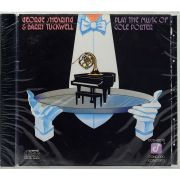 CD George Shearing & Barry Tuckwell - Play The Music Of Cole Porter - Lacrado - Importado