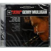 CD Gerry Mulligan - Jeru - Lacrado - Importado
