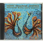 CD Gerry Mulligan Quartet - Reunion With Chet Baker - Importado