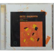 CD Getz / Gilberto - Feat. Antonio Carlos Jobim - Lacrado - Importado
