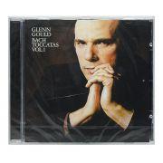 Cd Glenn Gould - Bach Toccatas Vol 1 - Importado - Lacrado