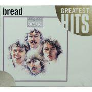 CD Greatest Hits Bread - Anthology Of Bread - Lacrado - Importado