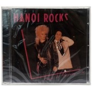 CD Hanoi Rocks - Back To Mystery City - Importado - Lacrado