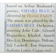 CD Hector Zazou - Sahara Blue - Importado - Lacrado