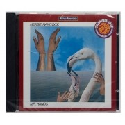 CD Herbie Hancock - Mr. Hands - Remastered - Importado - Lacrado