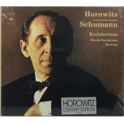 CD Horowitz Plays Schumann - Lacrado - Importado