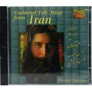 CD Hossein Farjami - Traditional Folk Music From Iran - Lacrado - Importado