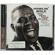 Cd Howlin' Wolf - The Real Folk Blues - More Real Folk Blues - Lacrado - Importado