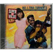 CD Ike & Tina Turners Greatest Hits Vol 2 - Lacrado - Importado