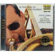 Cd In The Spur Of The Moment - Steve Turre - Lacrado - Importado