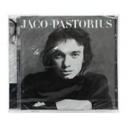 CD Jaco Pastorius - Jaco Pastorius - Importado - Lacrado
