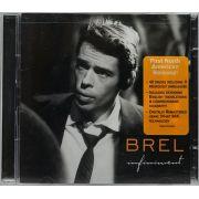 CD Jacques Brel - Infiniment - Lacrado - Importado