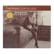 CD Jazz Moods - Morning Cup Of Jazz- Importado - Lacrado