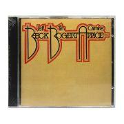 CD Jeff Beck Tim Bogert Carmine Appice - Beck Bogert Appice - Importado - Lacrado