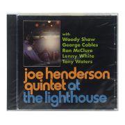 CD Joe Henderson Quintet - At The Lighthouse - Importado - Lacrado