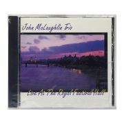 CD John Mclaughlin - Live At The Royal Festival Hall - Importado - Lacrado
