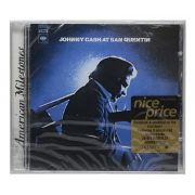 CD Johnny Cash - At San Quentin (The Complete 1969 Concert) - Importado - Lacrado