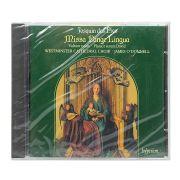 CD Josquin des Pres - Missa Pange Lingua - Importado - Lacrado