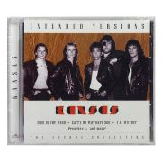 CD Kansas - Extended Versions Live - Importado - Lacrado