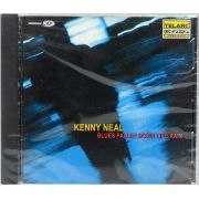 Cd Kenny Neal - Blues Fallin Down Like Rain - Lacrado - Importado