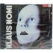 CD Klaus Nomi - The Collection - Importado - Lacrado