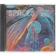 CD Larry Coryell - Spaces - Importado - Lacrado