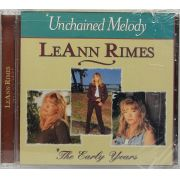 CD Leann Rimes - Unchained Melody/Unchained Melody - Lacrado - Importado