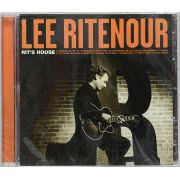 CD Lee Ritenour - Rit's House - Lacrado - Importado
