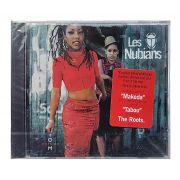 CD Les Nubians - Princesses Nubiennes - Importado - Lacrado