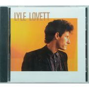 CD Lyle Lovett - Lyle Lovett - Lacrado - Importado