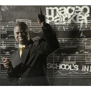 CD Maceo Parker - School's In! - Lacrado - Importado