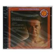 CD Mahavishnu Orchestra / John Mclaughlin - Inner Worlds - Importado - Lacrado