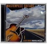 CD Masterpiece Guitars - Steve Howe Martin Taylor - Importado - Lacrado