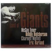 CD Mccoy Tyner - Land Of Giants - Importado - Lacrado