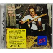 CD Merle Haggard - Big City - Lacrado - Importado